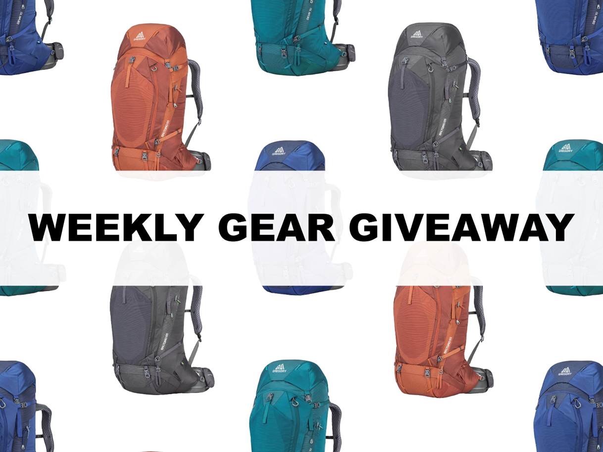 Win A Gregory Baltoro or Deva Backpack, Blister Gear Giveaway