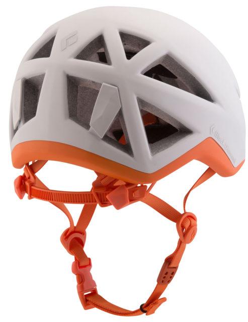 Kristin Van Der Kloot reviews the Black Diamond Vector Helmet for Blister