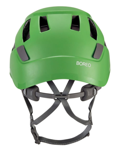 Sam Shaheen reviews the Petzl Boreo helmet for Blister