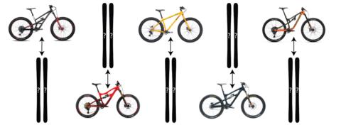 ep. 23 Gear30 slider-Bikes vs Skis, Part 2