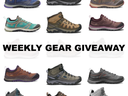 Win Men's & Women's Shoes or Boots from Keen