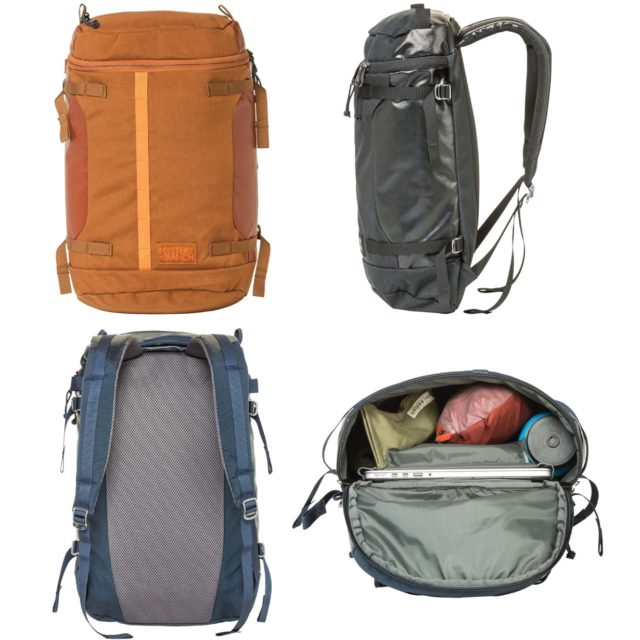 Win a Mystery Ranch Backpack; Win a Mystery Ranch Robo Flip; Blister Gear Giveaway