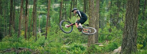 Location: Spencer Mtn, Whitefish Mt. Rider Noah Bodman