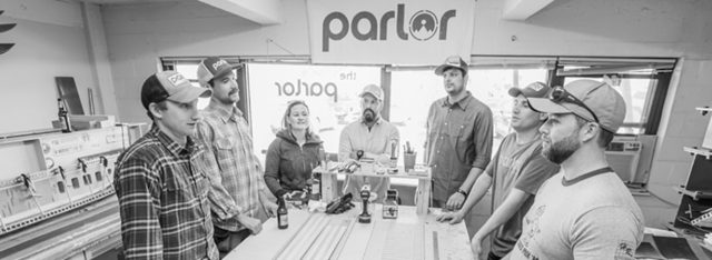 Parlor Skis co-founder, Mark Wallace on the Blister GEAR:30 podcast.