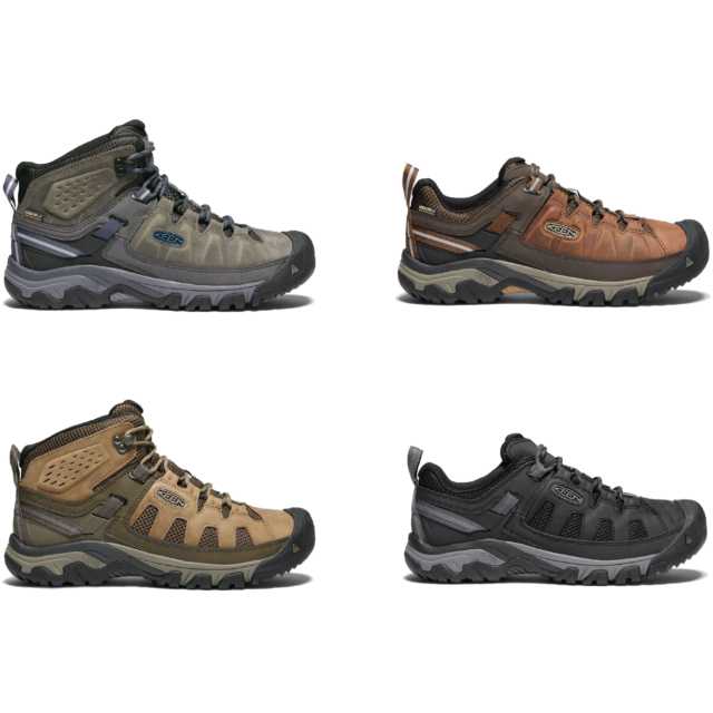Win Men's and Women's shoes or boots from Keen; Blister Gear Giveaway