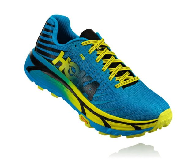 Jaden Anderson reviews the Hoka One One Evo Mafate for Blister