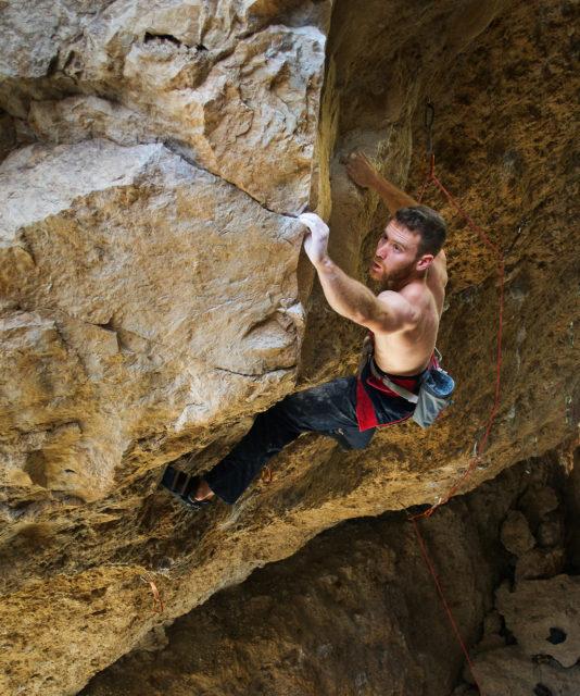 Matt Pincus of TrainingBeta on Blister's All Things Climbing Podcast
