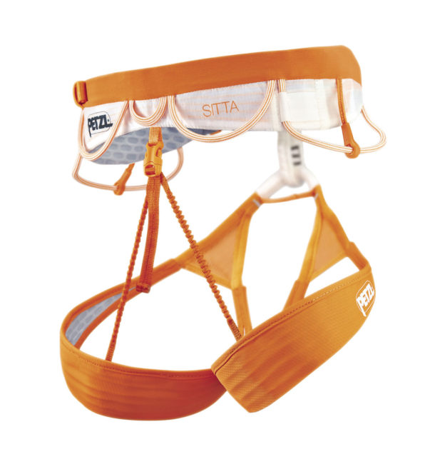 Matt Zia reviews the Petzl Sitta Harness for Blister