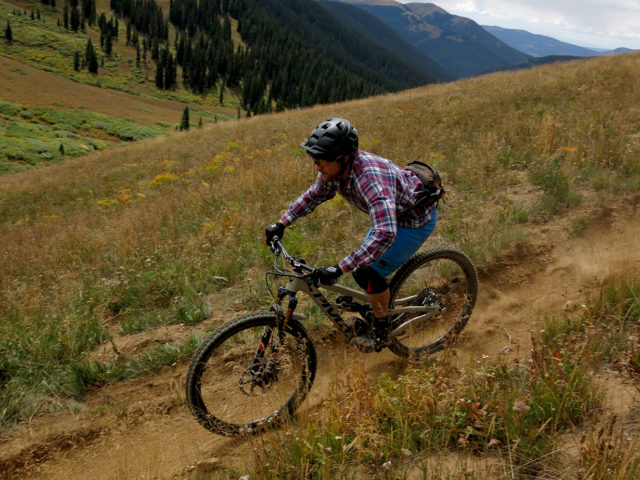 Eric Freson reviews the Pivot Firebird 29 for Blister