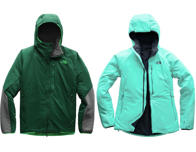 Win Men's & Women's Jackets from The North Face; Blister Gear Giveaway