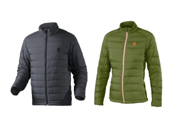 Win Men's & Women's Down Jackets from Trew; Blister Gear Giveaway