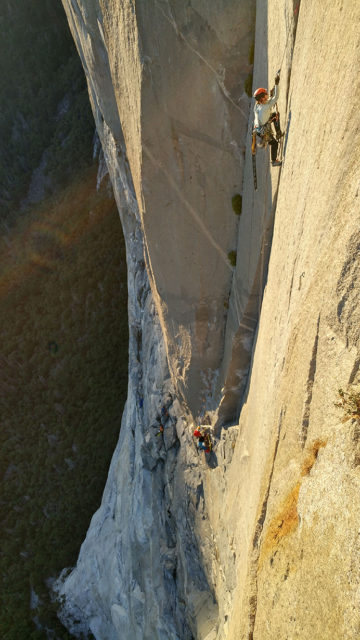 Alex Honnold and Phil Powers discuss Big Wall climbing on Blister's All Things Climbing Podcast