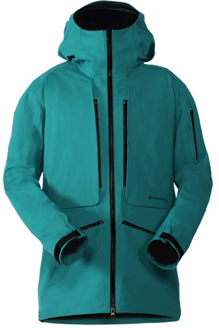 Luke Koppa reviews the Open Wear Open One 3L Shell Jacket and Pants for Blister