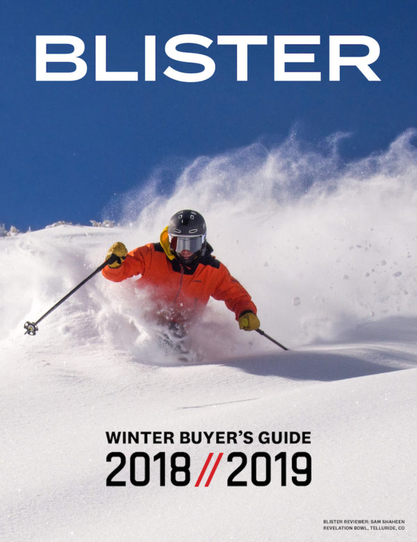18/19 Blister Winter Buyer's Guide