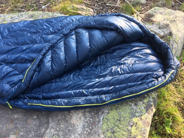 Jed Doane reviews the Big Agnes Flume UL 30 for Blister