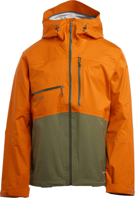 Sam Shaheen reviews the Flylow Cooper Jacket for Blister