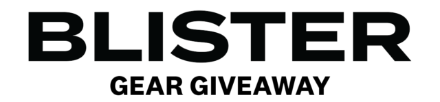 Blister Weekly Gear Giveaway