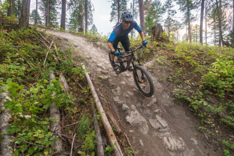 Location: Whitefish, Mt. Rider Noah Bodman