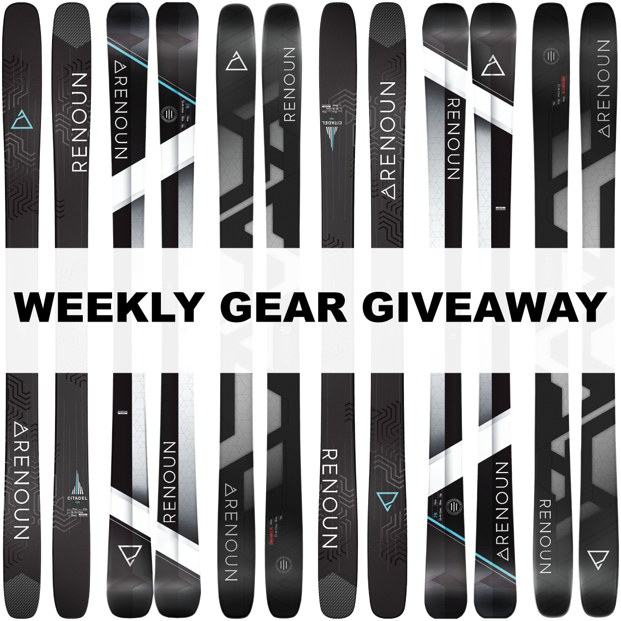 Win any Renoun Ski; Blister Gear Giveaway