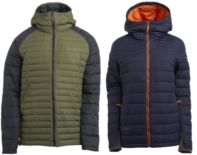 Win Men's & Women's Down Jacket from Flylow; Blister Gear Giveaway