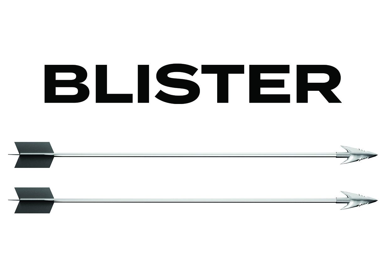 Blister's 2-ski Quiver Awards — 18/19