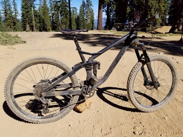 Noah Bodman reviews the Devinci Spartan for Blister