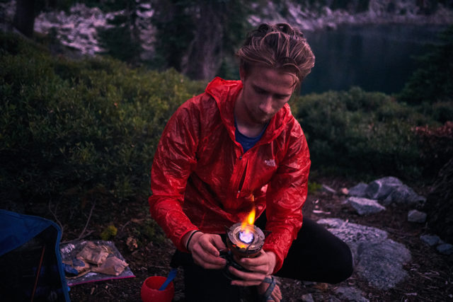Jaden Anderson reviews The North Face Flight RKT Jacket for Blister