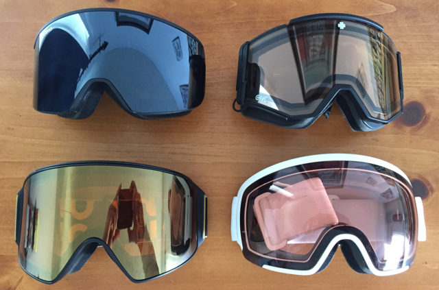 Luke Koppa reviews the Anon M4 Goggle for Blister