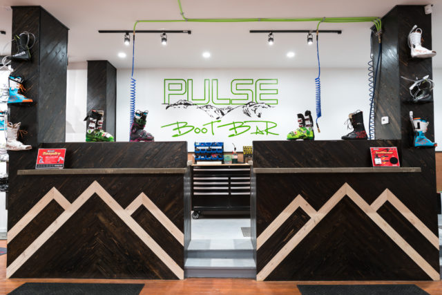 Pulse Boot Lab & Ski Co., BLISTER