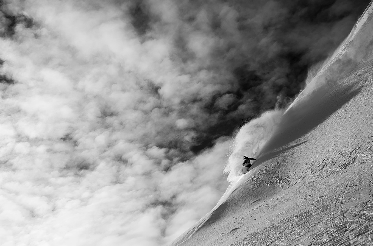 "DPS's The Shadow Campaign — ""Ski Photographer"" on Blister"