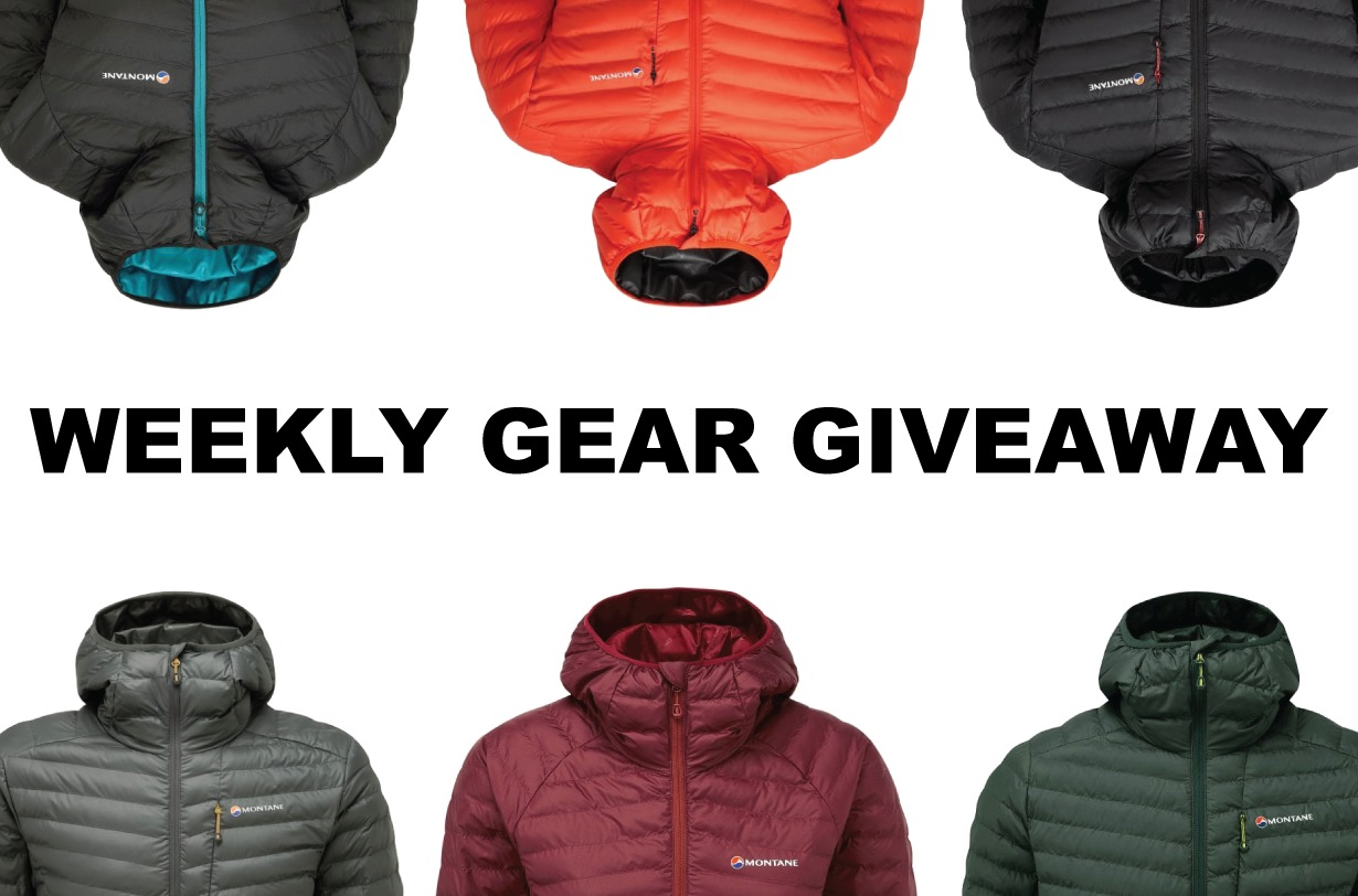 Win Montane Icarus or Phoenix Jackets on Blister; Blister Gear Giveaway