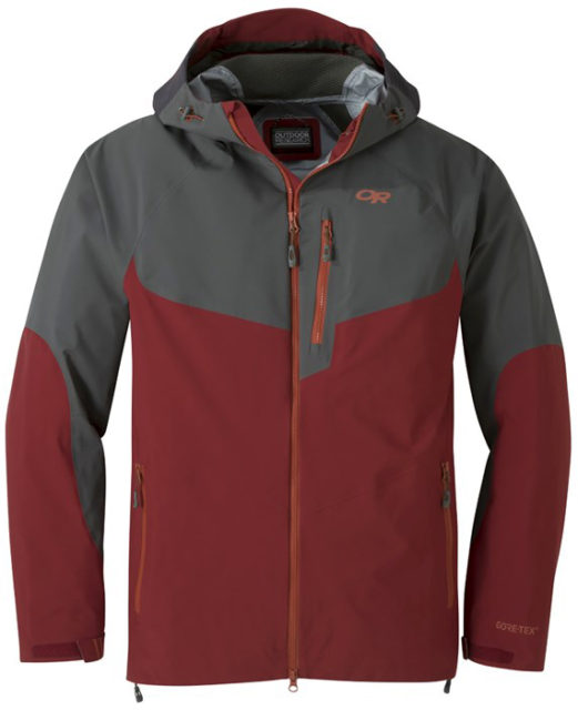 Luke Koppa reviews the Outdoor Research Hemispheres Jacket for Blister