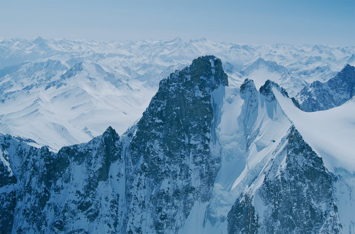 "Too Henry's ""Born in Chamonix"" film on Blister"