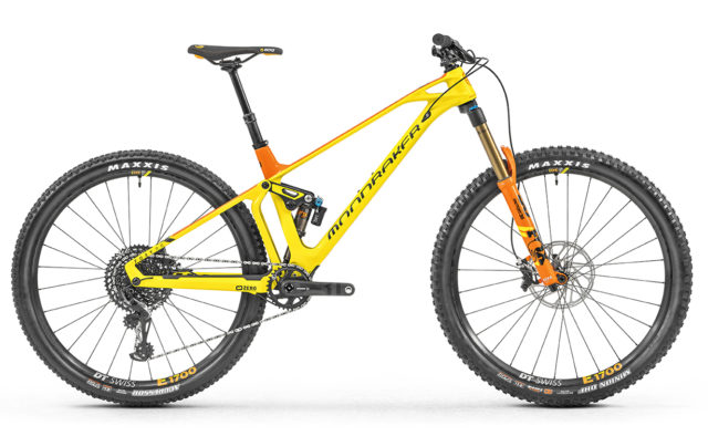 Noah Bodman reviews the Mondraker Foxy 29 for Blister