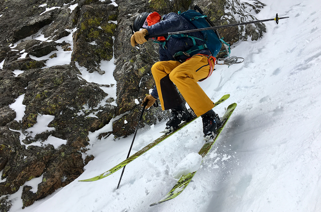 Sam Shaheen reviews the Scott Couloir 2 Helmet for Blister