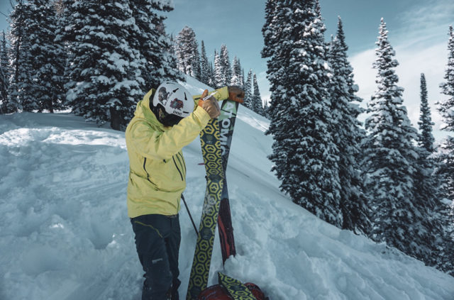 Cy Whitling reviews the Big Sky Mountain Products Nylon Climbing Skins for Blister