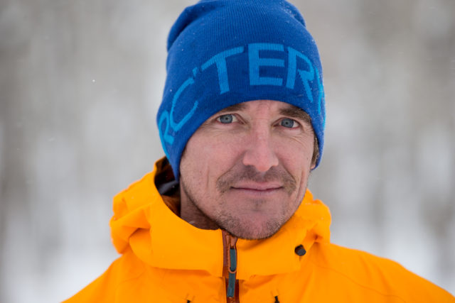Ski Mountaineer, Greg Hill on the Blister Podcast