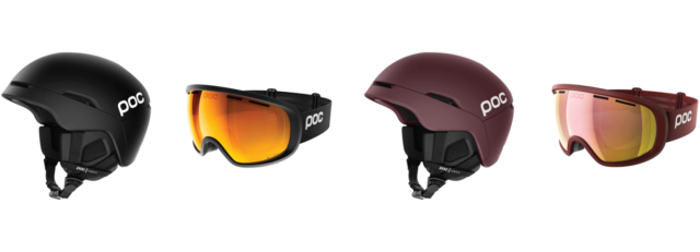 win POC Obex SPIN Helmet and Fovea Clarity Goggles; Blister Gear Giveaway