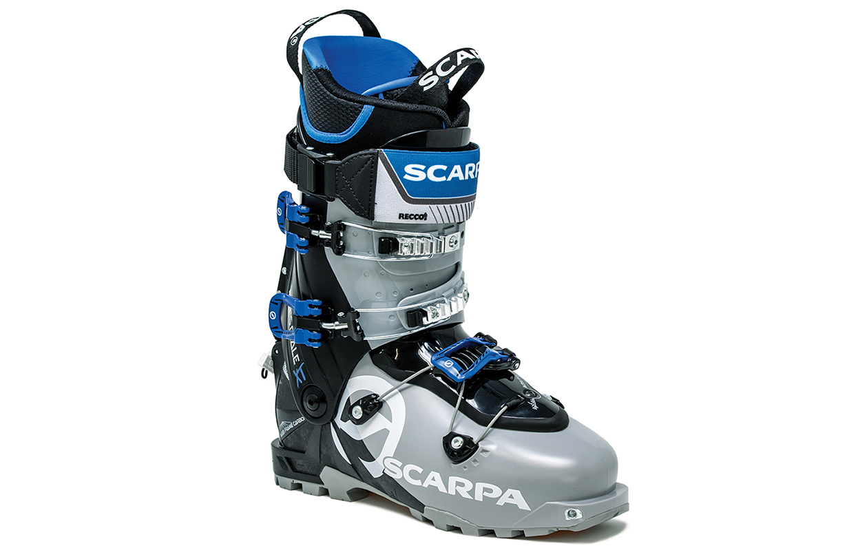Luke Koppa reviews the Scarpa Maestrale XT for Blister