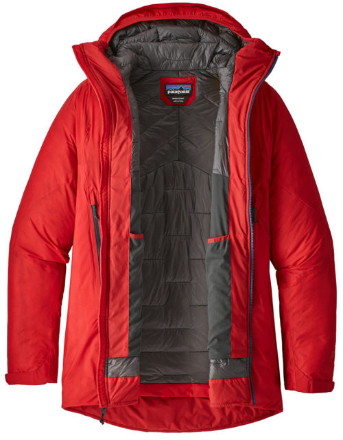 Patagonia Micro Puff Storm Jacket, BLISTER