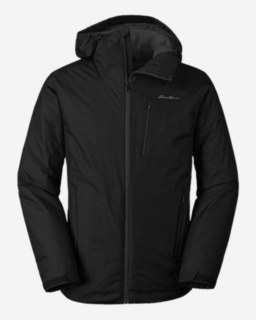 Luke Koppa reviews the Eddie Bauer BC EverTherm Down Jacket for Blister