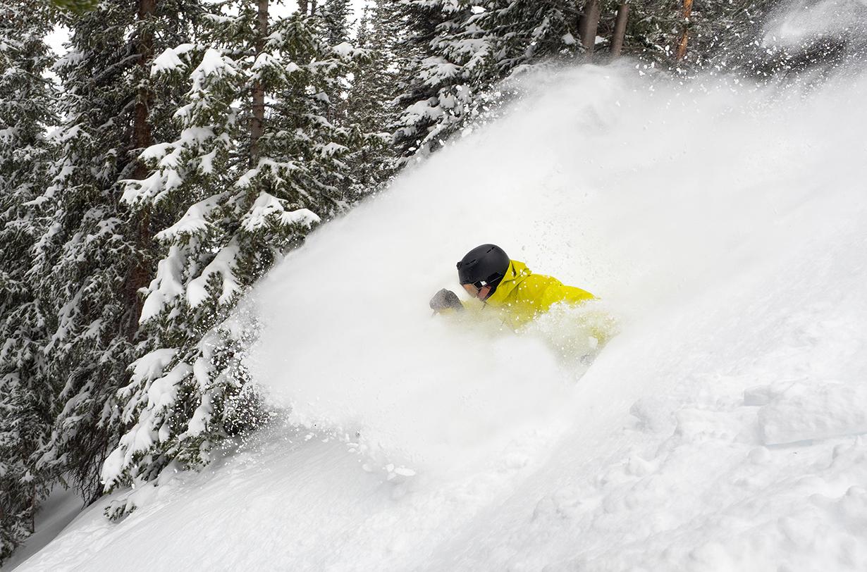 Luke Koppa reviews the J Skis Friend for BLISTER