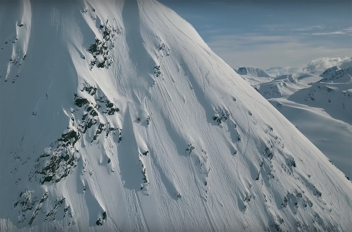 Michelle Parker's Originate Alaska Finale on Blister