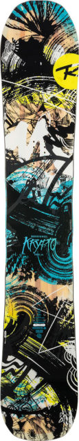 Jed Doane reviews the Rossignol Krypto for Blister