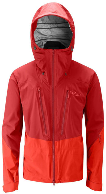Sam Shaheen reviews the Rab Sharp Edge Jacket & Pants for Blister
