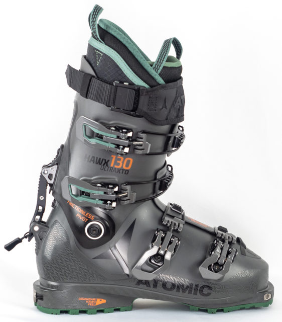 Luke Koppa reviews the 19/20 Atomic Hawx Ultra XTD 130 for Blister