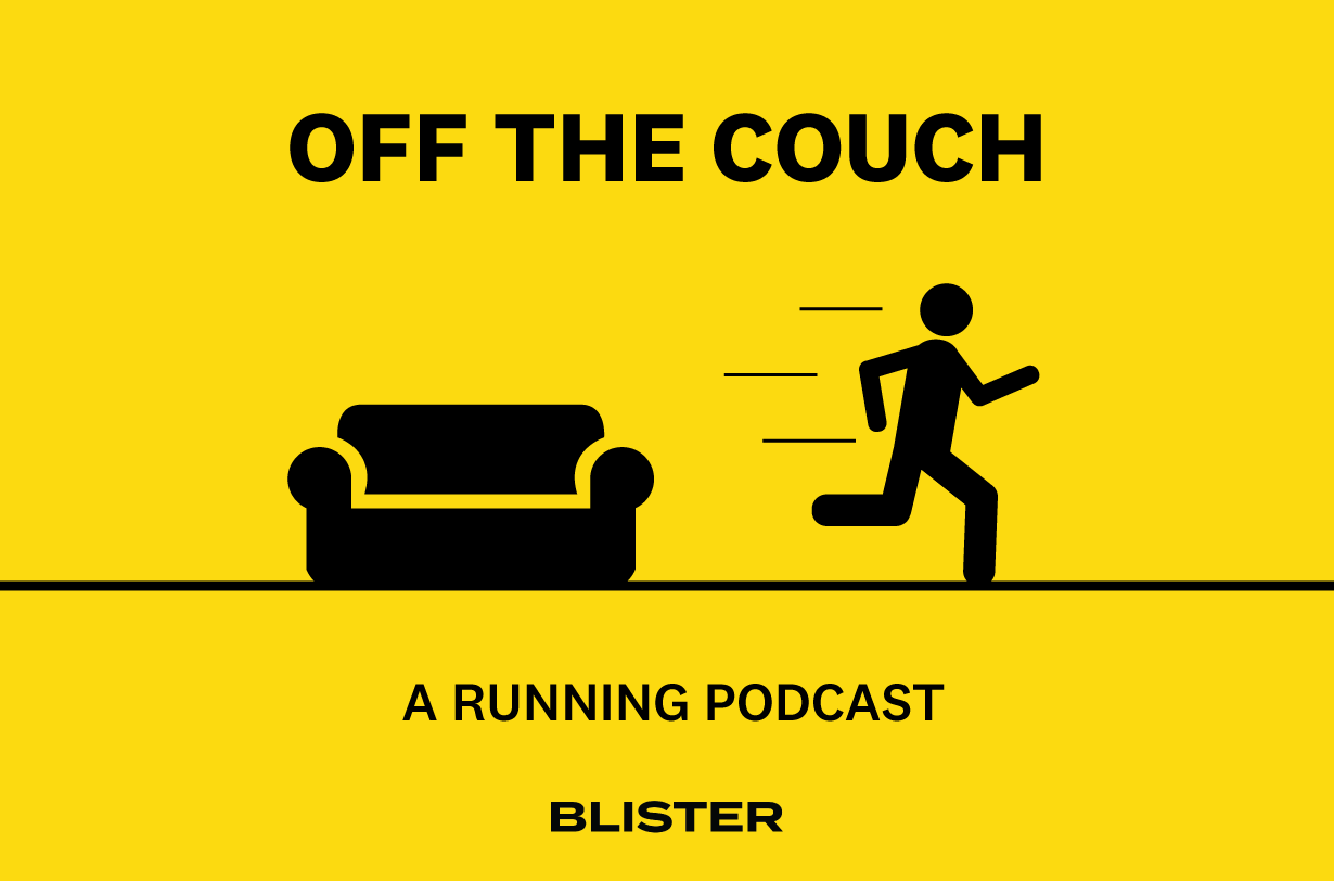 Off The Couch: Blister's running podcast