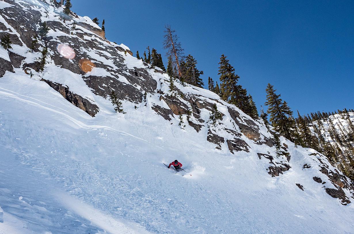 4ca4d53edb Luke Koppa reviews the Romp Skis 100 for Blister