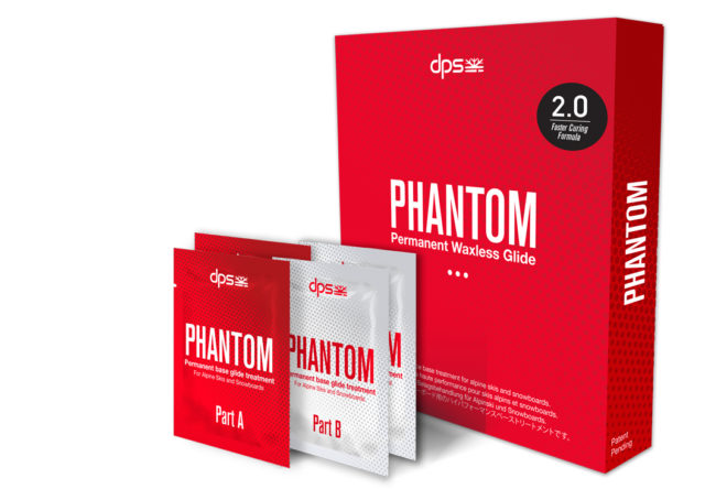 Win DPS Phantom 2.0 Permanent Base Glide Treatment