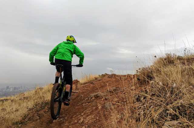 Xan Marshland reviews the Showers Pass IMBA Jacket for Blister